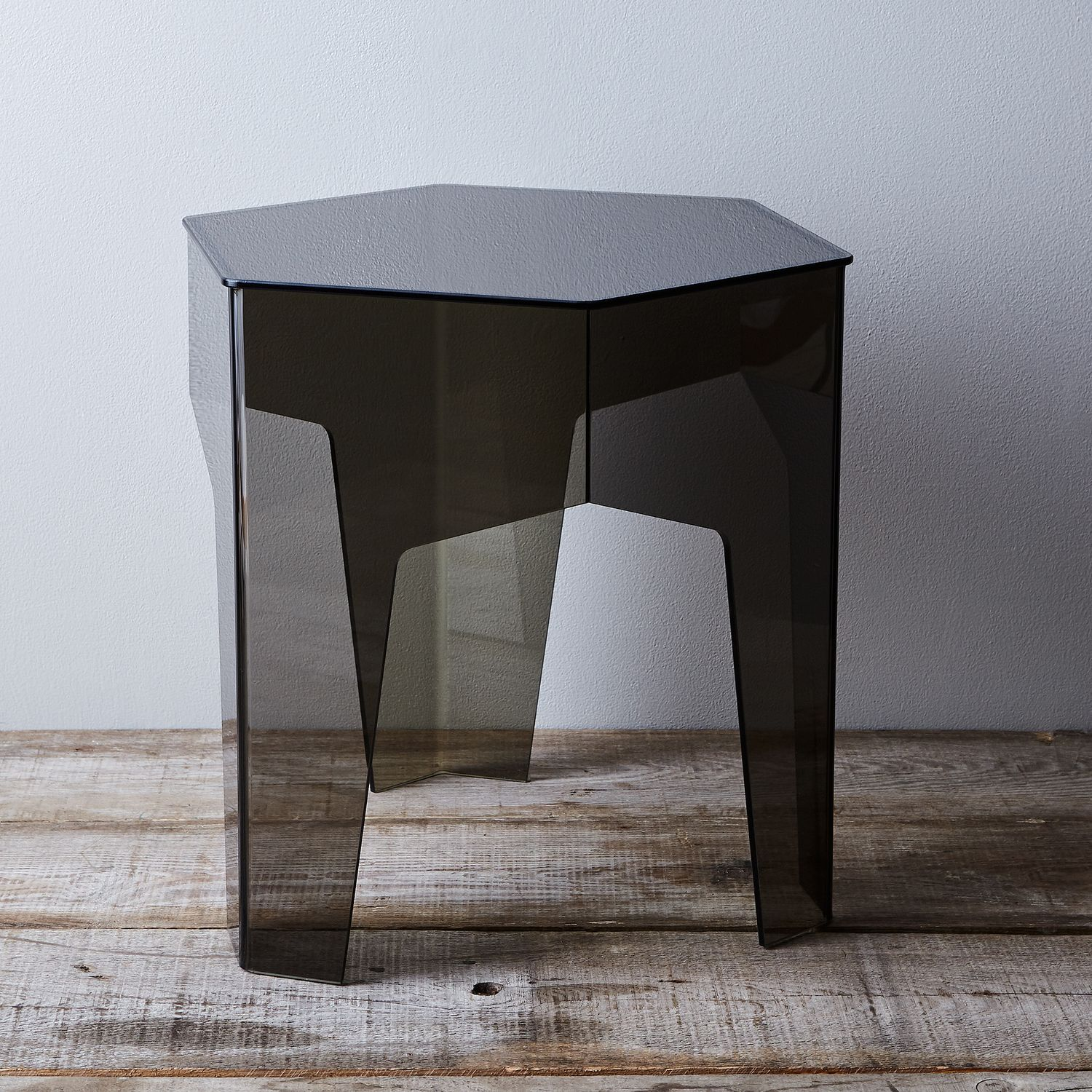 Hive acrylic end table on food52 for Modern hive