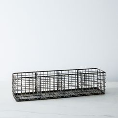 Wire Hold Everything Basket