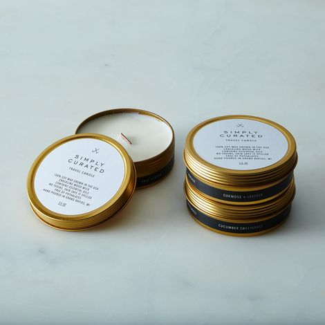 Earth & Herb Travel Candles