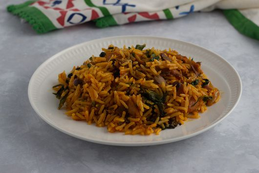Nigerian Native Jollof Rice