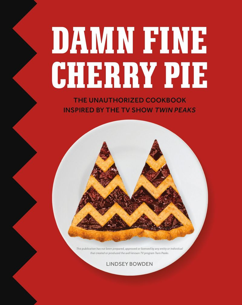 The cover of 'Damn Fine Cherry Pie'.