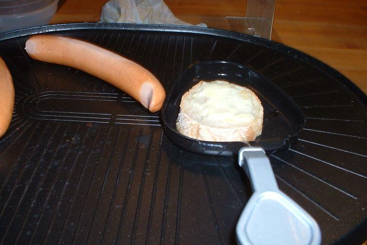 Mushroom Cloud Raclette