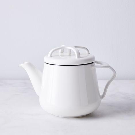 Dansk Kobenstyle Porcelain Teapot