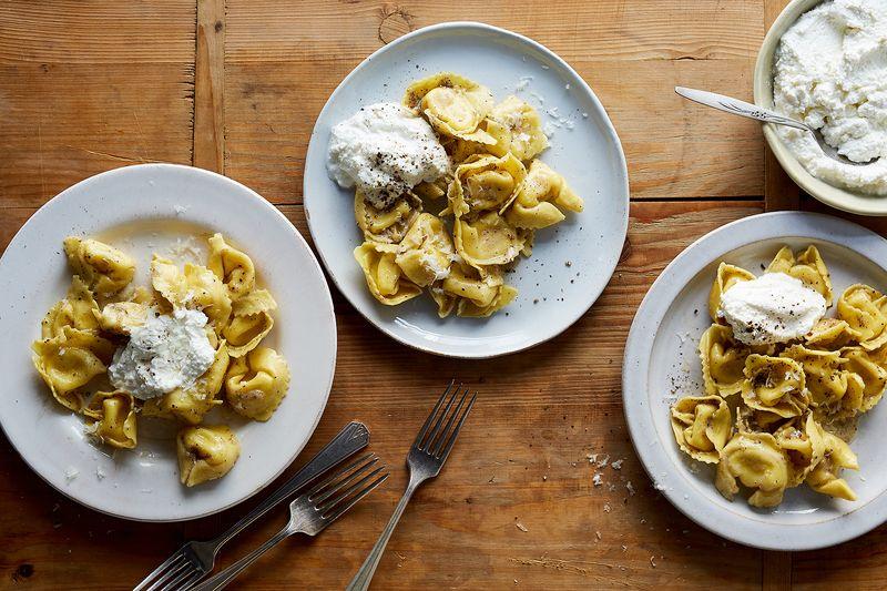 how to make cacio e pepe with parmesan