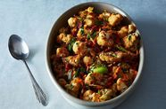Dinner Tonight: Pimenton Roasted Cauliflower