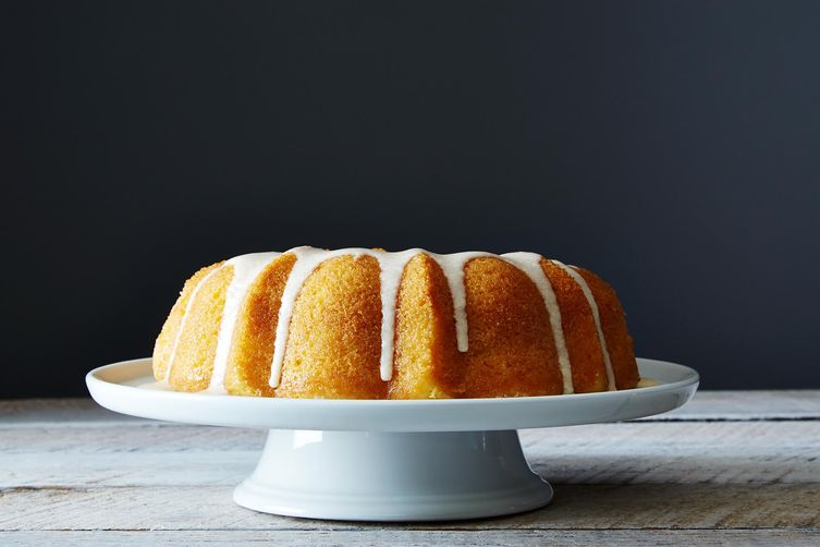 Sweet Cream Bundt Cake