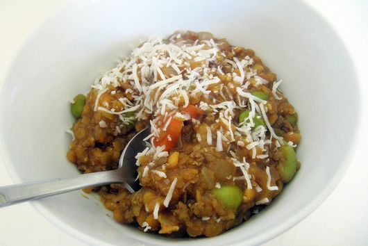 Lentil Curry Stew
