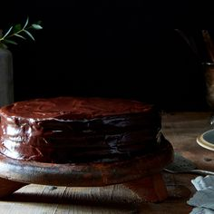 A Slightly Wonky, Depression-Era Cake That's Stood the Test of Time