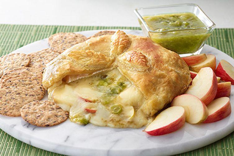 LA VICTORIA Pineapple Verde Baked Brie