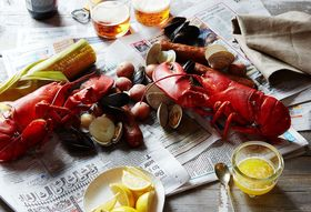This Week in #f52grams: Lobster Bake!