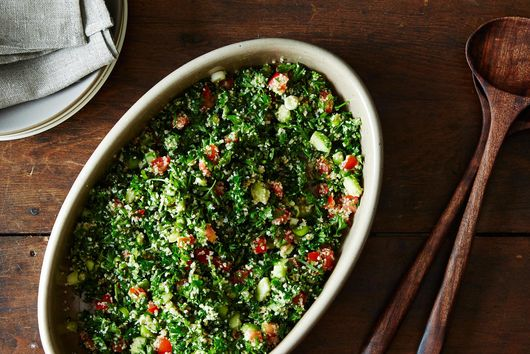 My Mother's Lebanese Tabbouleh