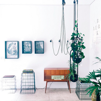 Real Solutions: How to Use Baskets as Side Tables