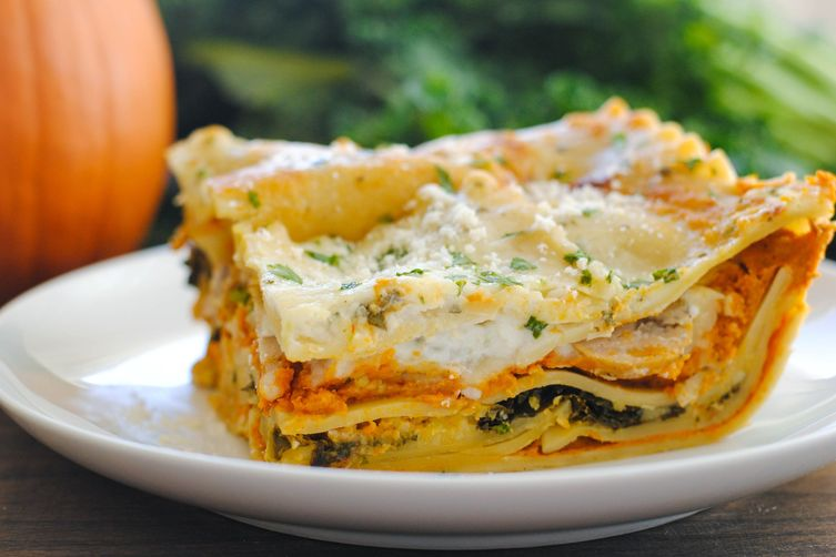 recipe: vegetarian lasagna recipe pumpkin [19]