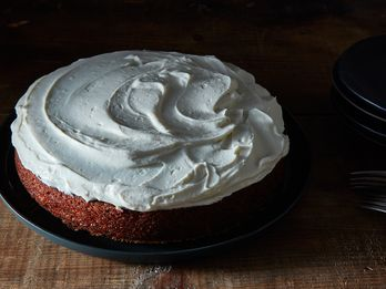 A Just-Right Carrot Cake, Made Entirely in the Food Processor