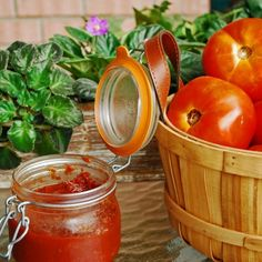 Southwestern Tomato Jam