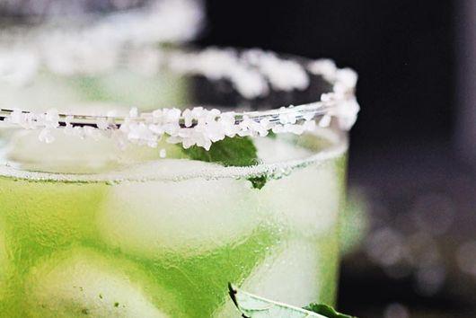 Skinny Cucumber Margarita
