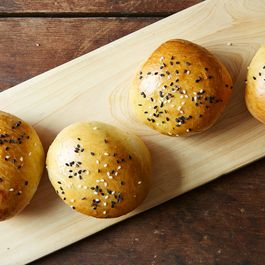 Red Bean Buns
