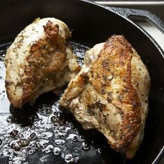 A Universe-Altering Chicken Made for Riesling