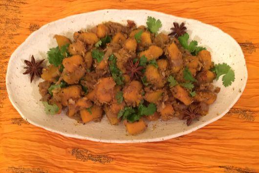Star of Anise Konkan Kabocha Pumpkin