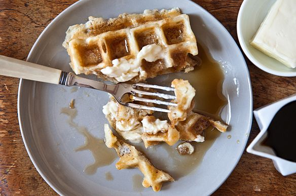 Aretha Frankenstein's Waffles Of Insane Greatness Recipes — Dishmaps