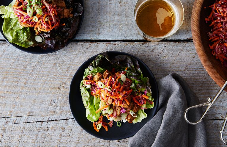 Turn Chicken Lettuce Wraps into Not-Boring Meals All Week