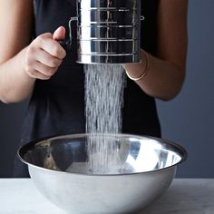 How to DIY Cake Flour and Self-Rising Flour