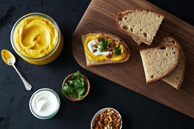 Hard Squash Hummus on Food52