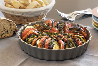 The Almost-Too-Simple Provençial Dish Dorie Greenspan Bakes Every Summer