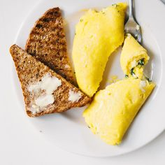 How to Make a French Omelette