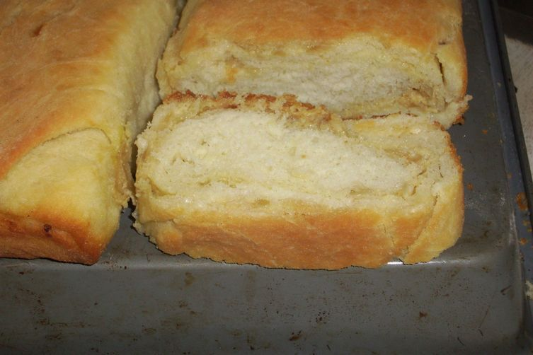 Ogulinska masnica ( Ogulin's onion roll )