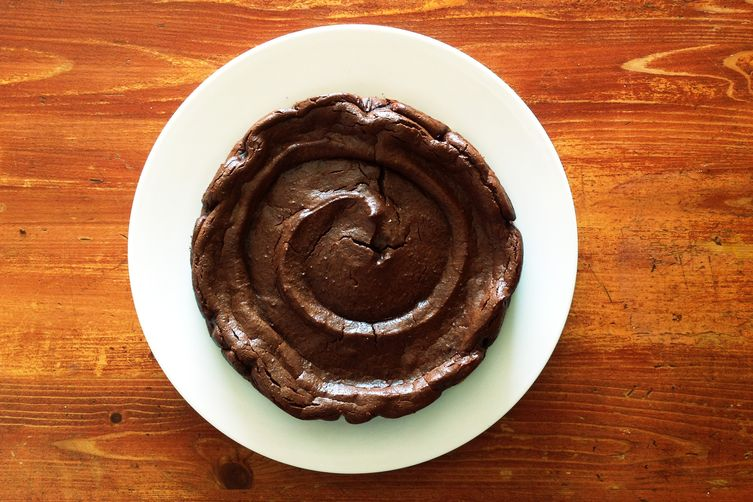 Flourless Quinoa Chocolate Cake