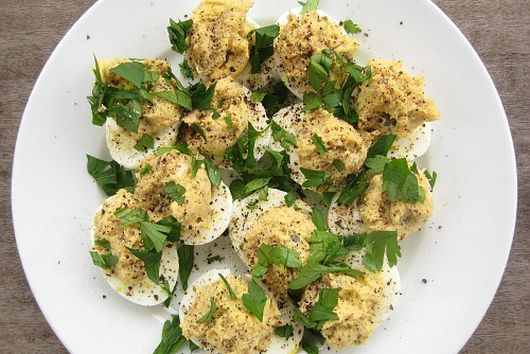 Tonnato Deviled Eggs