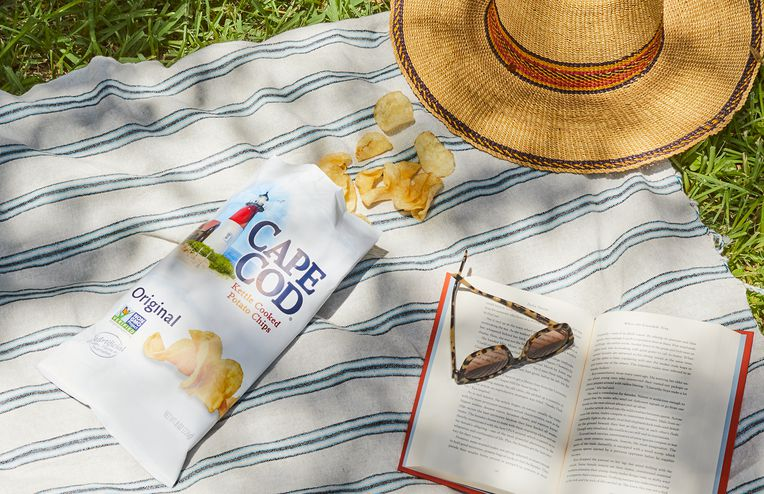 A Bite-Size Look Back at the 40-Year History of Cape Cod Potato Chips