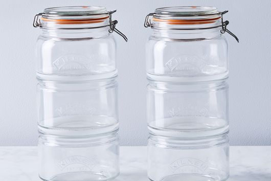 Kilner Glass Stackable Storage Jar