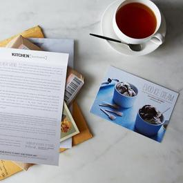 A Year of Bi-Weekly Kitchen Letters