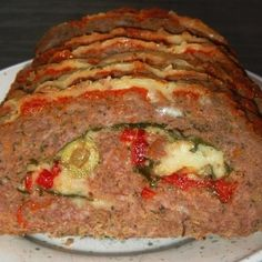 Meatloaf Roulade