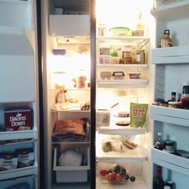To Understand the Way You Eat, Take a Look at Your Fridge