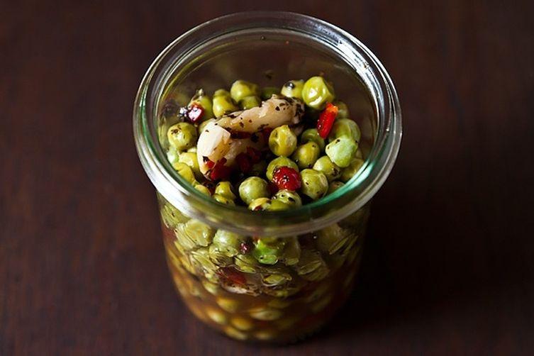 Pickled Peas Recipe on Food52