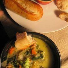 Soupe au Brocoli Pistou