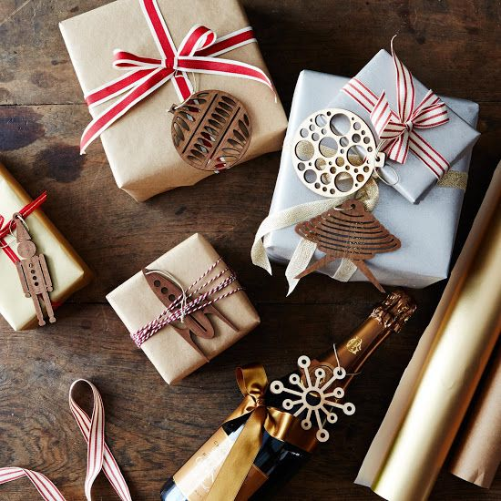 Gift-Wrapping Inspiration from the People Who Do It Best: Our Makers
