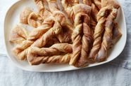 Laminated Cinnamon Sugar Twists