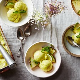 A No-Recipe Way to Make Frosty, Delightful Sorbet from Any Kind of Fruit
