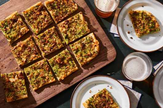 The Genius Zucchini Pizza That Won Smitten Kitchen's Heart