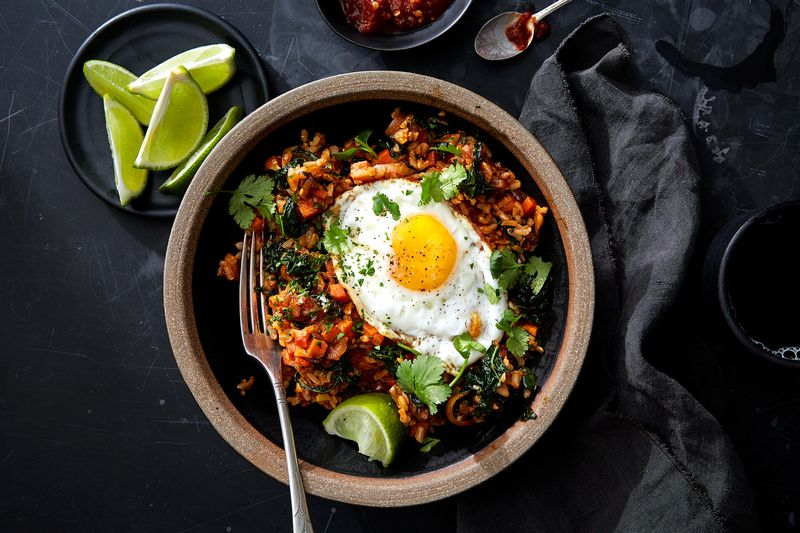 Nasi goreng is not a plane ticket to Jakarta, but it's delicious and do-able.