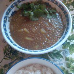 Peruvian Lentil Stew