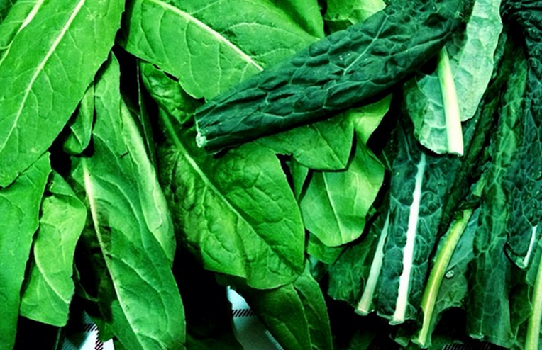 Put a Filter on It: Dark, Leafy Greens
