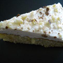 Vanilla Macadamia Cream Cake