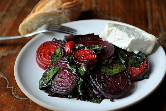 "Dinner Tonight: French ""Peasant"" Beets"