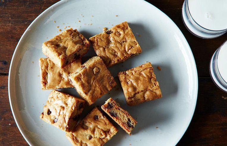 Butternut Squash on Toast + Blondies