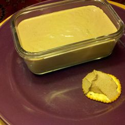 Truffled Chicken Mousse
